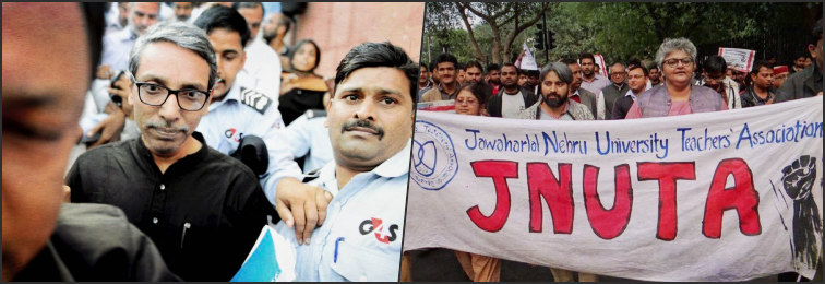 Allegations of Political Bias in Faculty Hiring the Latest Battleline in JNU